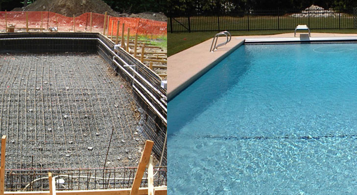 Swimming Pool Construction New Hampshire And Massachusetts
