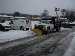 snow removal Hollis New Hampshire